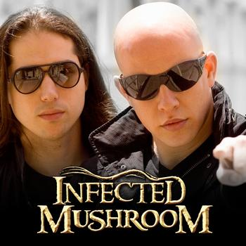 Infected Mushroom - Merlin (Infected Remix)
