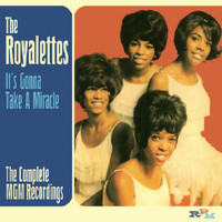 THE ROYALETTES - It's Gonna Take A Miracle + The Elegant Sound Of The Royalettes (2 albums on 1)