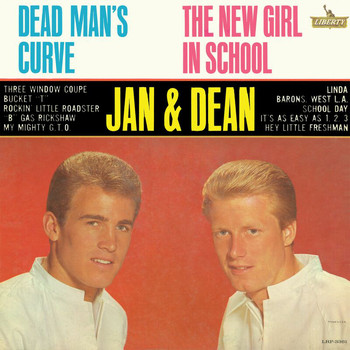 Jan & Dean - Dead Man's Curve/New Girl In School