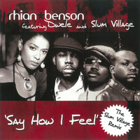 Rhian Benson - Say How I Feel - The Mixes