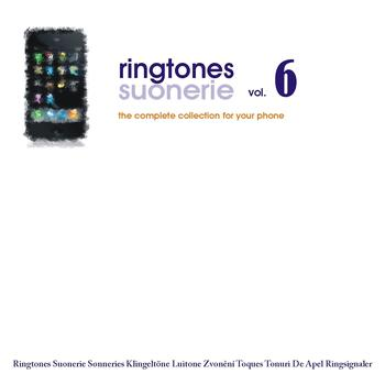 Various Artists - Ringtones suonerie, vol. 6