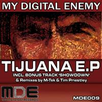 My Digital Enemy - Tijuana EP