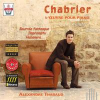 Alexandre Tharaud - Chabrier : L'œuvre pour piano, vol.1