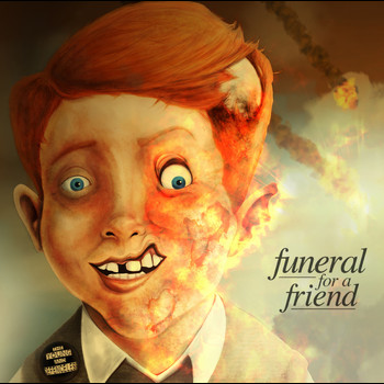 Funeral For A Friend - The Young And Defenceless EP