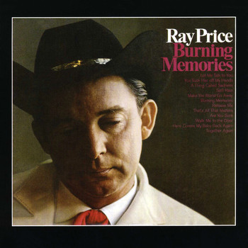 Ray Price - Burning Memories