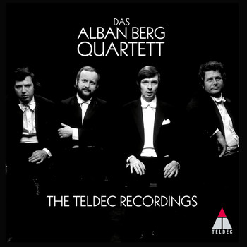 Alban Berg Quartett - Alban Berg Quartet - The Teldec Recordings