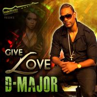 D-Major - Give Love-Single