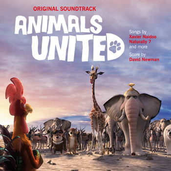 Various Artists - Animals United (Original Soundtrack)
