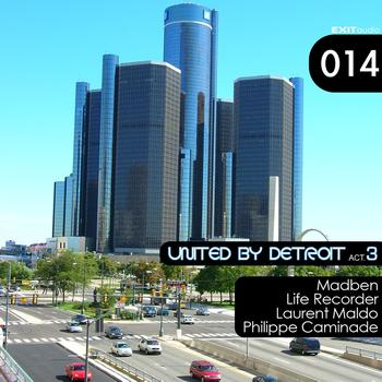Philippe Caminade, Madben - United By Detroit, vol. 3