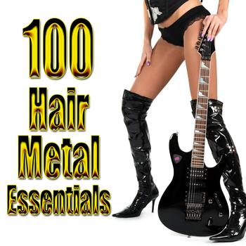 Various Artists - 100 Hair Metal Essentials