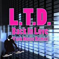 L.T.D. - Back In Love (Funky House Remix)