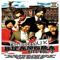 Various Artists (Bhangra Compilation) - The Biggest UK Bhangra Hits, Vol. 3