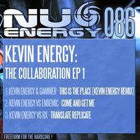 Kevin Energy - Kevin Energy: The Collaboration EP 1