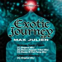 Max Julien - Exotic Journey EP