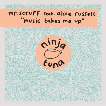 Mr. Scruff - Music Takes Me Up