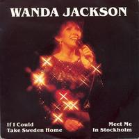 Wanda Jackson - The Sweden Single