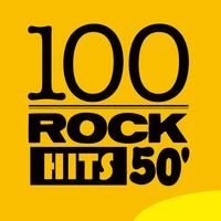 Various Artists - 100 Rock Hits 50'