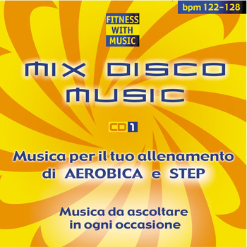 A.M.P. - Mix Disco Music, Vol. 1