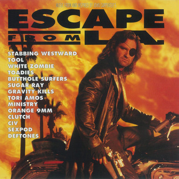 Various Artists - Escape From L.A. Music From And Inspired By The Film