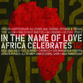 Various Artists - In The Name Of Love: Africa Celebrates U2