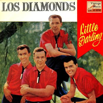 The Diamonds - Vintage Vocal Jazz / Swing No. 142 - EP: Little Darling