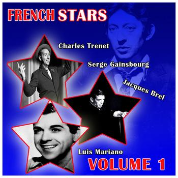 Various Artists - French Stars Vol 1