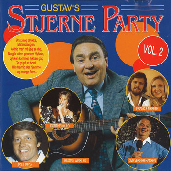 Various Artists - Gustavs Stjerne Party Vol. 2