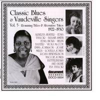 Various Artists - Document Records - Classic Blues & Vaudeville Singers Vol. 5 (1922-1930)