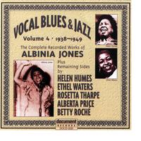 Various Artists - Document Records - Vocal Blues & Jazz Vol. 4 (1938)