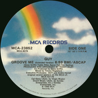 Guy - Groove Me (Remixes)