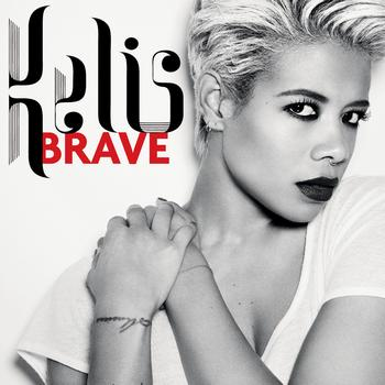 Kelis - Brave (UK Version)