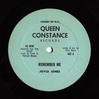 Joyce Jones - Remember Me