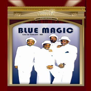 Blue Magic - Blue Magic Live In Concert
