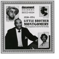 Little Brother Montgomery - Little Brother Montgomery (1930-1954)