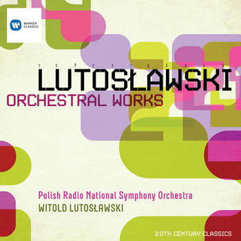 Various Artists - Lutoslawski: Orchestral Works