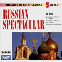 Prague Symphony Orchestra - Russian Spectacular (Vol 2)