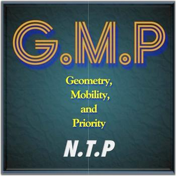 yoku-t - G.M.P (Geometry, Mobility, and Priority) / N.T.P