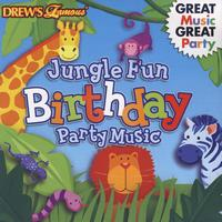 The Hit Crew - Jungle Fun Birthday Party Music