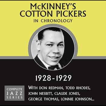 McKinney's Cotton Pickers - Complete Jazz Series 1928 - 1929