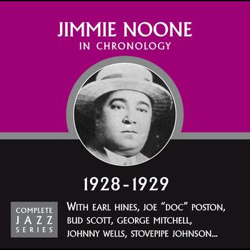 Jimmie Noone - Complete Jazz Series 1928 - 1929