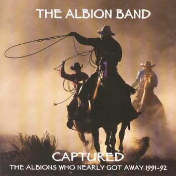 The Albion Band - Captured