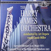 The Harry James Orchestra - Live At The Palladium