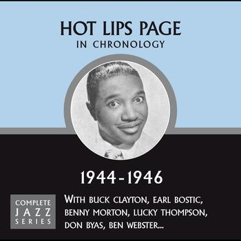 Hot Lips Page - Complete Jazz Series 1944 - 1946
