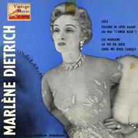 "Marlene Dietrich - Vintage Vocal Jazz / Swing Nº19 - EPs Collectors ""Marléne Dietrich At Café De Paris"""