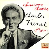 "Charles Trenet - Vintage French Song Nº17 - EPs Collectors ""Chansons Claires"""