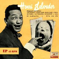 "Henri Salvador - Vintage French Song Nº 99 - EPs Collectors, ""Pot-Pourri"""