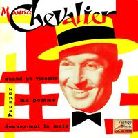 "Maurice Chevalier - Vintage French Song Nº 96 - EPs Collectors, ""Quand Un Viconte"""