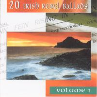 unknown - 20 Irish Rebel Ballads - Volume 1