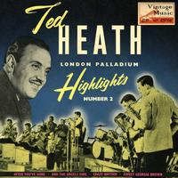 "Ted Heath - Vintage Jazz Nº18 - EPs Collectors ""Ted Heath London Palladium Highlights"" November 1955"