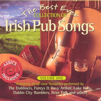 Various Artists - The Best Ever Collection Of Irish Pub Songs - Volume 1
